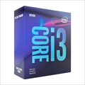 Core i3-9100F BOX (3.60GHz/ターボブースト時4.20GHz/4-core 4-thread/Total Cache 6MB/TDP65W) ※内蔵グラフィックスは搭載されておりません。