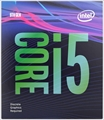 Core i5-9500F BOX (3.00GHz/ターボブースト時4.40GHz/6-core 6-thread/Total Cache 9MB/TDP65W) ※内蔵グラフィックスは搭載されておりません。