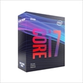 Core i7-9700F BOX (3.00GHz/ターボブースト時4.70GHz/8-core 8-thread/Total Cache 12MB/TDP65W) ※内蔵グラフィックスは搭載されておりません。