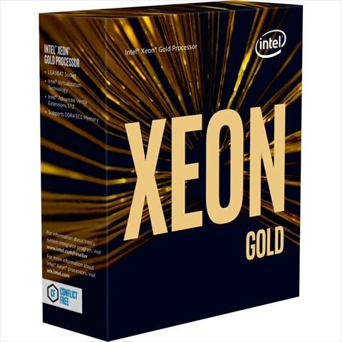 2nd Generation Xeon Scalable Processor Gold 6252(Cascade Lake-SP) BX806956252