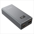 CHE-101-GM メタリックグレー cheero Power Plus 5 10000mAh with Power Delivery 18W