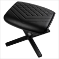 NBL-FR-PU-BL noblechairs Footrest ブラック