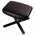 NBL-FR-PU-BR noblechairs Footrest レッド