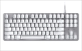 BlackWidow Lite Mercury White RZ03-02640700-R3M1