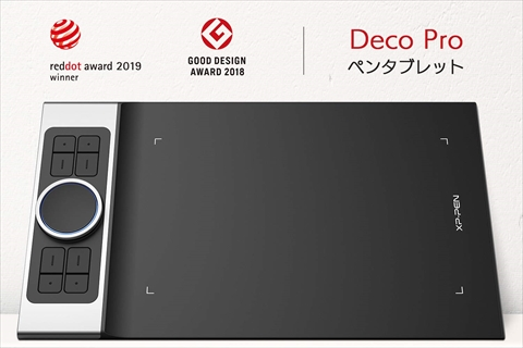 XP-Pen DECO Pro Small