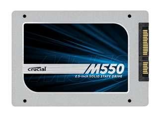 Crucial M550 CT512M550SSD1