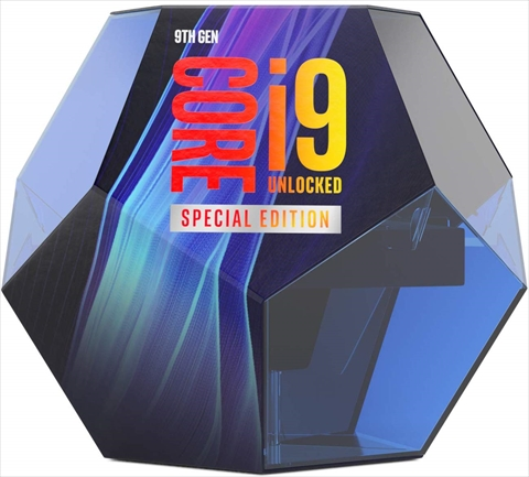 Core i9-9900KS BOX (4.00GHz/ターボブースト時5.00GHz/8-core 16-thread/Total Cache 16MB/TDP127W/UHD Graphics 630)