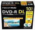 BE070 DVD-R DL 10P