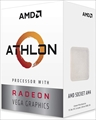 Athlon 3000G With Cooler (2-core 4-thread/3.5GHz/Total Cache  5MB/TDP35W/Radeon Vega3 Graphics)