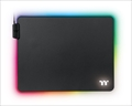 TT PREMIUM GAMING LEVEL 20 RGB Mousepad Hard-Mediam- GMP-LVT-RGBHMS-01