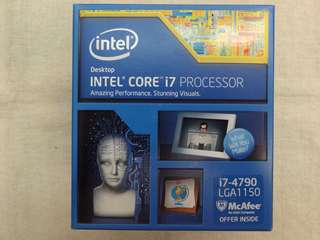 Intel Haswell Refresh Core i7-4790