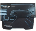 Raivo Stealth Black High-Velocity Gaming Mousepad ROC-13-301-AS