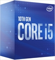 Core i5-10400 BOX (2.9GHz/Turbo Boost 4.3GHz/6-core 12-thread/Total Cache 12MB/TDP65W/UHD Graphics 630)