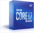 Core i7-10700K BOX (3.8GHz/Turbo Boost 5.0GHz/Turbo Boost MAX 5.1GHz/8-core 16-thread/Total Cache 16MB/TDP125W/UHD Graphics 630)
