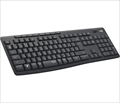 K295GP Graphite Silent Wireless Keyboard