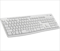 K295OW Off-White Silent Wireless Keyboard