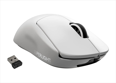 G-PPD-003WL-WH PRO X SUPERLIGHT Wireless Gaming Mouse
