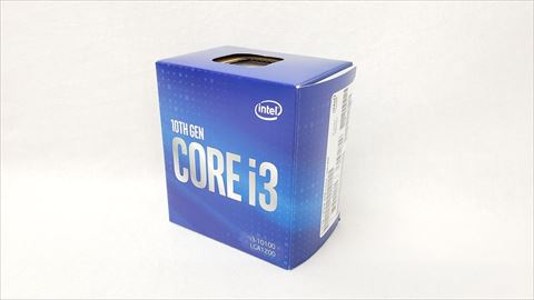 Core i3-10100 BOX (3.6GHz/Turbo Boost 4.3GHz/4-core 8-thread/Total Cache 6MB/TDP65W/UHD Graphics 630) 各サイトで併売につき売切れのさいはご容赦願います。