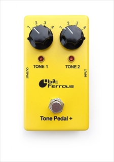 TonePedal+ BFTP01Y 浪漫型ギターエフェクタースタイル USBフットペダル