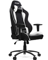 AKR-NITRO-WHITE Nitro Gaming Chair (White)