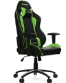 AKR-NITRO-GREEN Nitro Gaming Chair (Green)