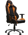 AKR-NITRO-ORANGE Nitro Gaming Chair (Orange)