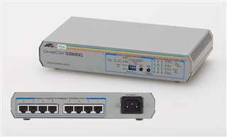 【クリックで詳細表示】CentreCOM GS908XL (RoHS)(0369R) *取寄せ商品