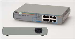 【クリックで詳細表示】CentreCOM GS908L V2 (RoHS)(0509R) *取寄せ商品