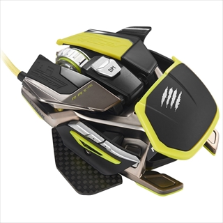 MC-RPX-PA9800 R.A.T. PRO X PRICISION GAMING MOUSE FOR PC AND MAC
