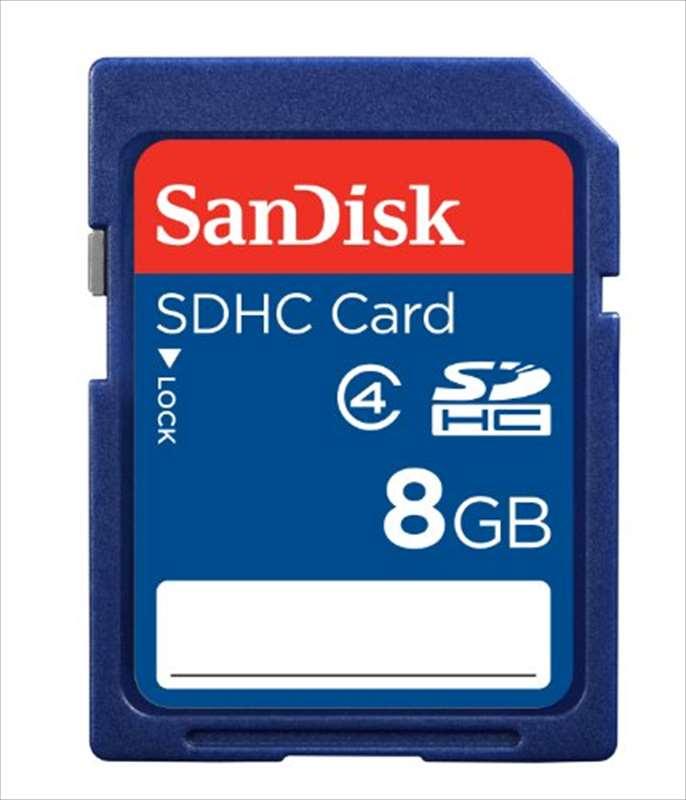 SDSDB-008G-B35 [8GB]