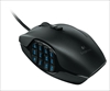 MMO Gaming Mouse G600t