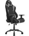 AKR-WOLF-GREY Wolf Gaming Chair (Grey)