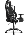 AKR-WOLF-WHITE Wolf Gaming Chair (White)
