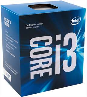 Core i3-7100 BOX (3.90GHz/ターボブーストなし/2-core 4-thread/Total Cache 3MB/TDP51W/HD Graphics 630)