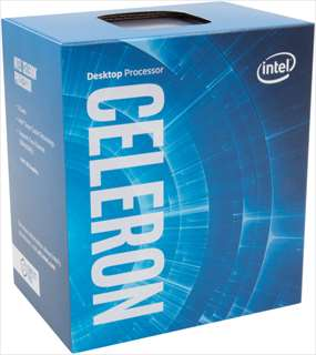 Celeron G3930 BOX (2.90GHz/ターボブーストなし/2-core 2-thread/Total Cache 2MB/TDP51W/HD Graphics 610)