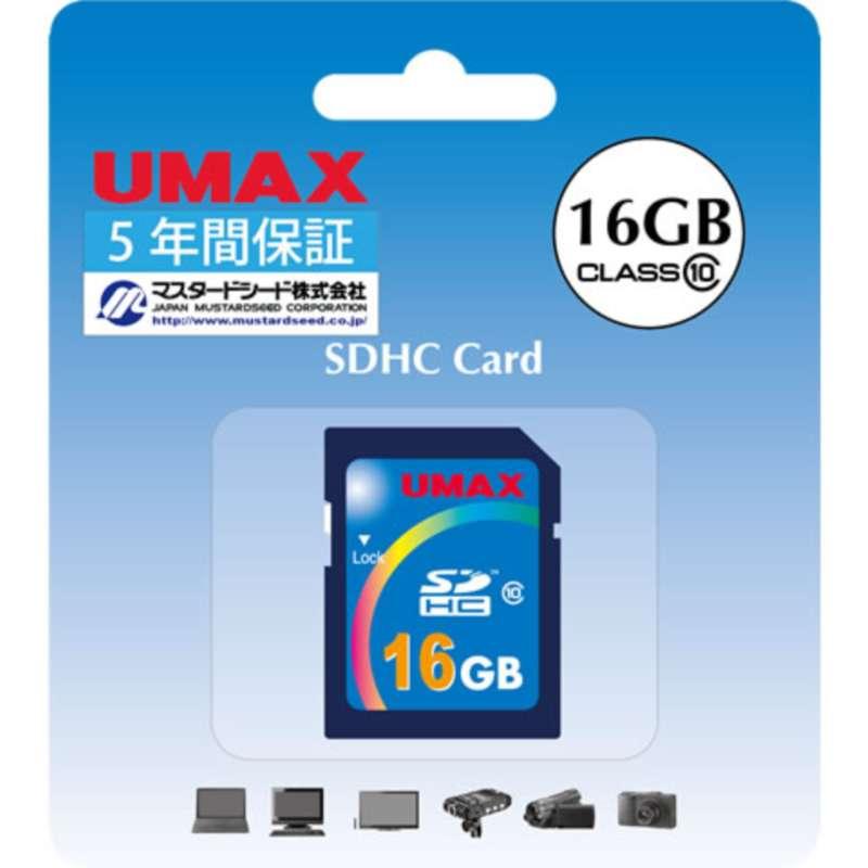 UM-SDHC-C10-16G [16GB]