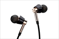 E1001 Triple Driver In-Ear Black/Gold