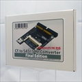 CompactFlash to SASI/SCSI Comverter Final Edition CLPC-CFSxSI200