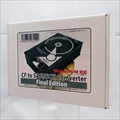 CompactFlash to SASI/SCSI Comverter Final Edition (外付ブラック) CLPC-CFSxSI200EXB
