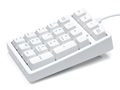 FTKP22MPS/MW2 Majestouch TenKeyPad 2 Professional CHERRY MX SILENT マットホワイト