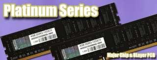 【クリックで詳細表示】AVD3U16001104G-2MW Platinum Series(Major DRAM) 日本ブランドELPIDAのネイティブDDR3-1600チップ搭載!