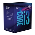 Core i3-8100 BOX (3.60GHz/ターボブーストなし/4-core 4-thread/Total Cache 6MB/TDP65W/UHD Graphics 630)