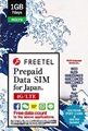 FTS042M02  [FREETEL Prepaid Data SIM for Japan (7days、1GB、micro SIM)]