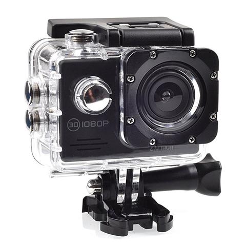 AC200BK FULL HD アクションカメラ 1080 30P対応