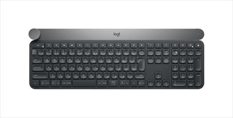 KX1000s Craft クリエイティブ入力ダイヤルを搭載した高度なキーボード