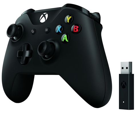 Xbox コントローラー + Wireless Adapter for Windows 10 4N7-00008