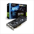 GD1080-8GERXS2 ELSA GeForce GTX 1080 8GB S.A.C R2
