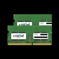 W4N2666CM-16GB DDR4-2666にネイティブ対応 ★CFD Crucial by Micron DDR4 SO-DIMM