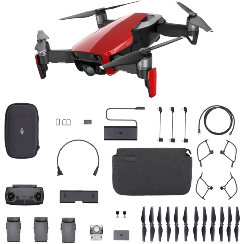 MAVIC Air Fly More Combo (JP) Flame Red MAVACR