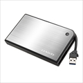 CMB25U3SV6G 「MOBILE BOX USB3.0 SATA6G (シルバー&ブラック)」